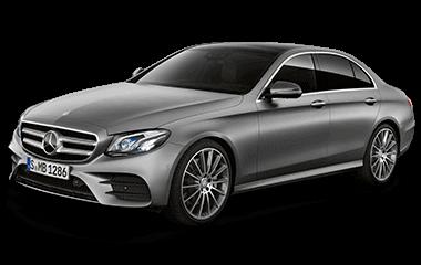 Mercedes Benz silbernes Auto Gewinne NKL