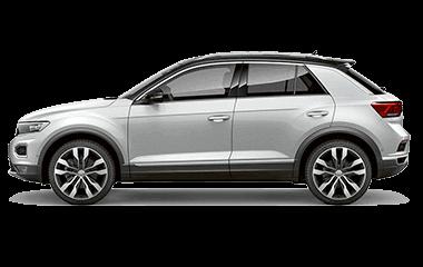 silbernes Auto VW Gewinne NKL