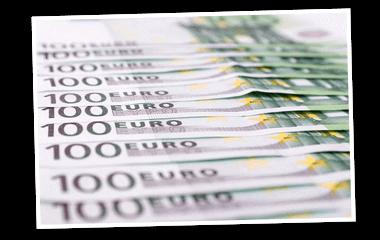 SKL Euro-Joker Gewinne Rente Geldscheine 100 Euro