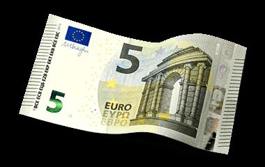 SKL Traum-Joker Gewinne 5-Euro-Schein