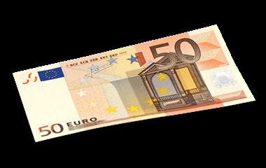SKL Traum-Joker Gewinne 50-Euro-Schein