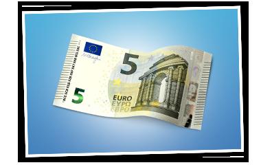 5 Euro Schein