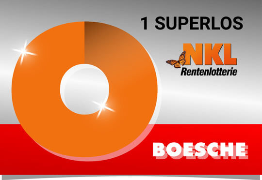NKL Rentenlotterie Superlos