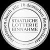 Siegel Staatliche Lotterie