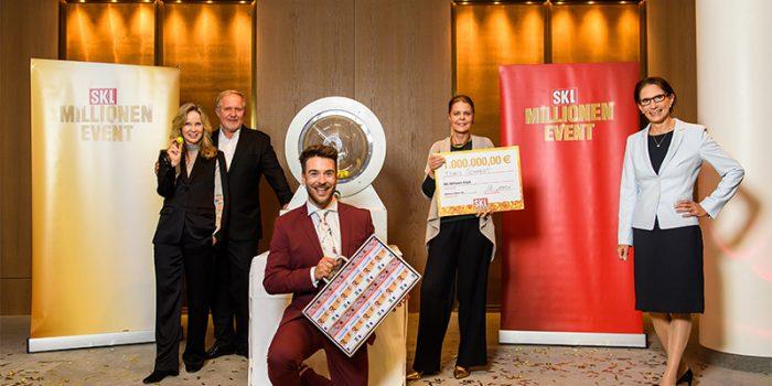 SKL Millionen-Event 2020 Gewinner